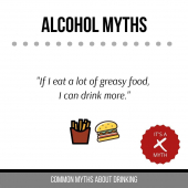 Actually, eating a lot of greasy food will only slow down how quickly the alcohol is absorbed, not how much. - - - @intertnationaliquorssxm - #HelloAugust #DrinkingMyths #StMaarten #DrinkingMythsDebunked #Myths #DrinkResponsibly #ILTTSXM #Wholesaler #Caribbean #islandLife #GreasyFoods #MythBuster #ResponsibleDrinking #InternationalLiquors #SXM #StMartin #OnlyOnSXM #DrinkKnowledge #Tropical #WarmWeather #SXMStrong
