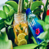 Bring out your mason jars and give this Fiji infused water a shot. 🌺  What you'll need: Fiji Water 1 Lemon 1 Orange 1/4 Grapefruit  Hand full of fresh mint leaves - - - #StMaarten #FijiWater #InfusedWater #Sunday #SXM #StMartin #FruitInfusedWater #Oranges #Lemon #Grapefruit #MintLeaves #Wholesaler #SummerDays #WarmWeather #IslandLife #TropicalDrinks #SummerDrinks #August #InternationalLiquorsSXM #ILTTSXM #Hydrate #Refresh #HydrateYourSelf #Rejuvenate #SundayVibes