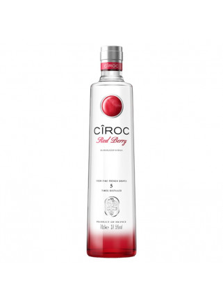 CIROC VODKA RED BERRY LITER