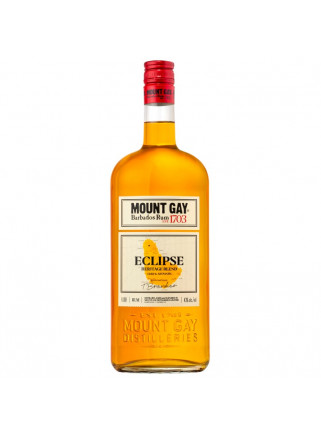MOUNT GAY GOLD ECLIPSE LITER