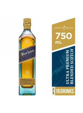 J WALKER BLUE LIMITED 750ML