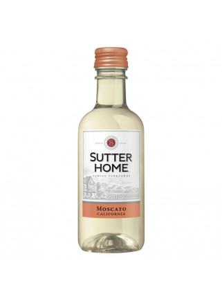 SUTTER HOME MOSCATO...