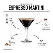 A simple recipe for Coffee Lovers!  Drink Responsibly. 18 + - - - #EspressoMartini #CoffeeLover #Weekend #SXM #StMaarten #ILTTSXM #InternationalLiquorsSXM #Espresso #Martini #Vodka #CoffeeLiqueur #CoffeeBeans #Wholesaler #Distributor #LiquorExperts #IslandVibe #Caribbean #Tropical