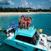Feeling like a Captain? Go on A Captain Morgan trip with @boomchartersxm #PartyLikeACaptain  DrinkIQ.com - Please Drink Responsibly. 18 + - - - #CaptainMorganRum #CaptainMorgan #Wholesaler #Distributor #RumExperts #SXM #StMaarten #Boatrips #BoatCharter #CaptainBoatTrip #ILTTSXM #InternationalLiquorSXM #Boomerangchartersxm #Ocean #Beach #Weekend #Saturdays