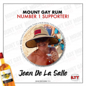 Special shout out to Jean De La Salle for being the number 1 supporter of many many years to Mount Gay Rum! #MoreThanARum   ILTT is St.Maarten's wholesaler of Mount Gay Eclipse // Mount Gay Silver // Mount Gay Black Barrel // Mount Gay XO // Mount Gay 1703  Drink Responsibly. 18 + - - - #MountGayRumBarbados #MountGayRum #MoreThanARum #StMaarten #RumLover #RumFan #ILTTSXM #InternationalLiquorsSXM #SXM #IslandLife #LocalBusiness #Caribbean #Wholesaler #Tropical #IslandLifestyle #Lifestyle #Beach #Barbados #Distributor #CaribbeanRum #RumExperts #TropicalRum #MountGayBlackBarrel #MounteGayEclipse #Cocktails #Supporters