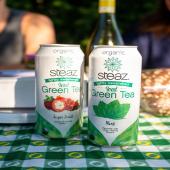 Mint or Superfruit Green Tea? #repost [📸@steaz] - - - #StMaarten #SteazGreen #Steaz #Organic #Wholesaler #Distributor #ILTTSXM #InternationalLiquorsSXM #LocalBusiness #IceTea #Superfruit #Mint #GreenTeaLover #NonAlcoholic #Beverage